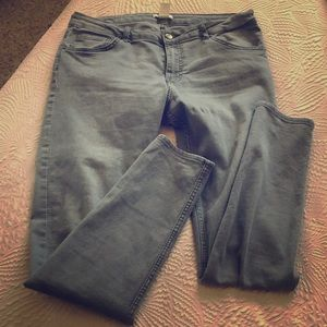 H&M Jeans - H & M grey skinny jeans